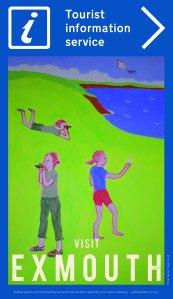 tourist information poster 3